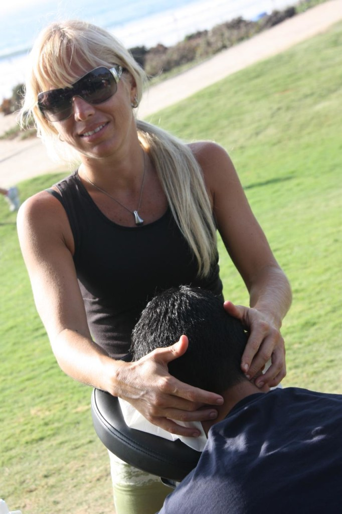 Sports Massage in Abu Dhabi