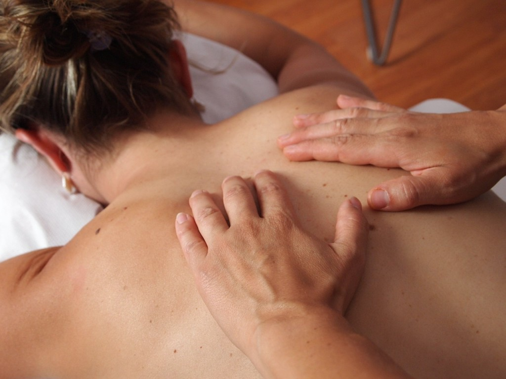 Back Massage in Abu Dhabi