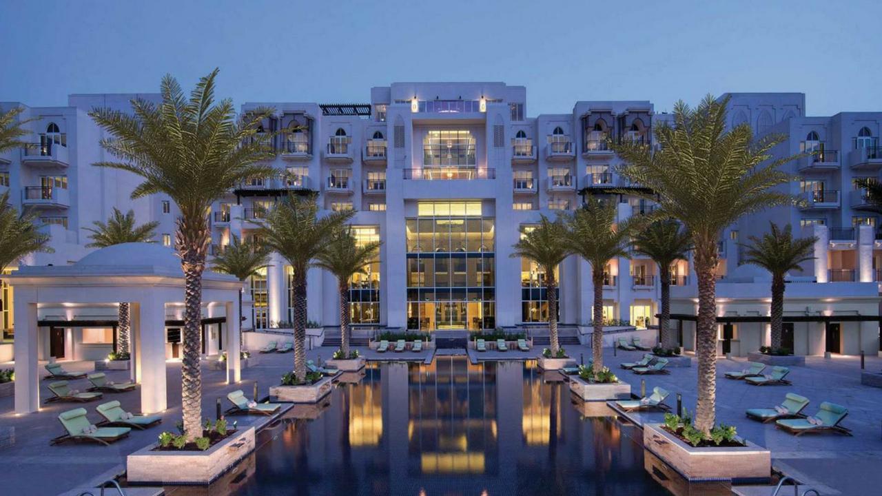 Eastern Mangroves Hotel and Spa in Abu Dhabi