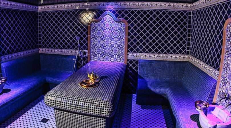 Moroccan Bath in Abu Dhabi